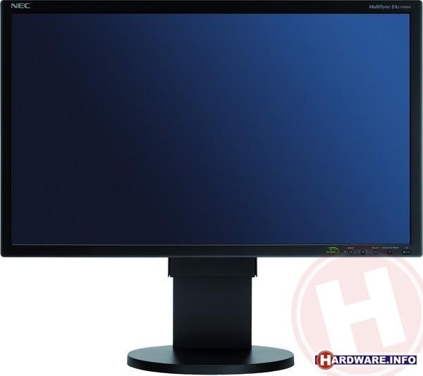 NEC MultiSync EA231WMi Black