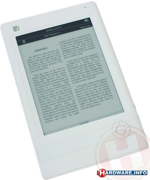 Italica Paperback White