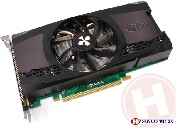 Club 3D GeForce GTX 460 Overclocked Edition 1GB