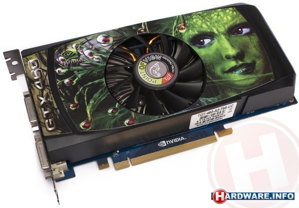 Point of View GeForce GTX 460 Ultra Charged 768MB