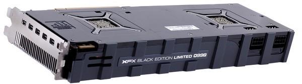 XFX Radeon HD 5970 Black Edition Limited 4GB