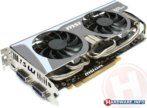 MSI N460GTX Hawk