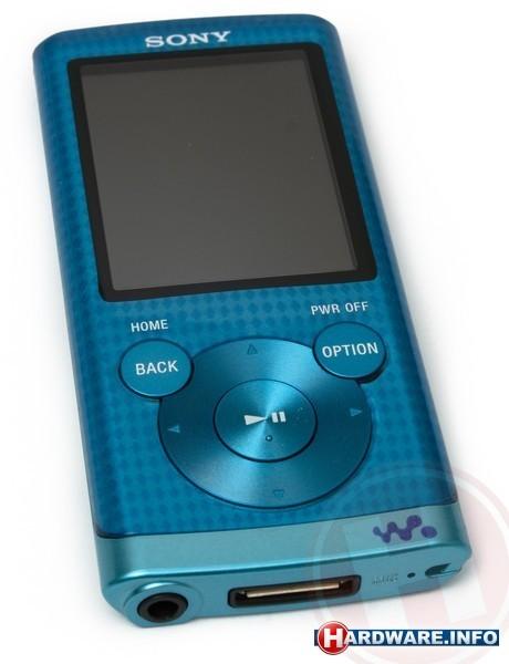 Sony NWZ-E453 4GB Blue