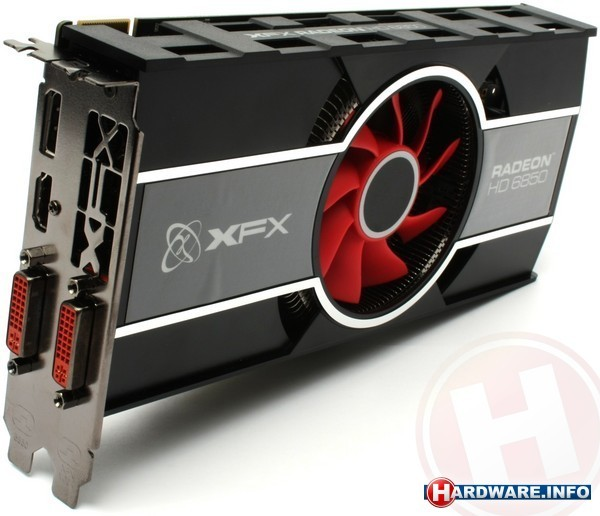 XFX Radeon HD 6850 Black Edition 1GB