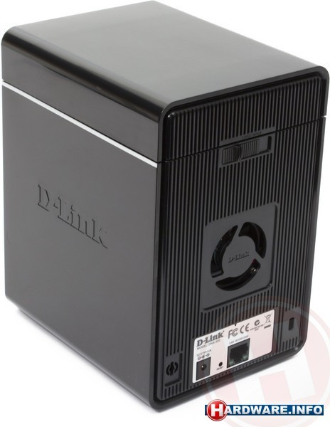 D-Link ShareCenter Pulse DNS-320