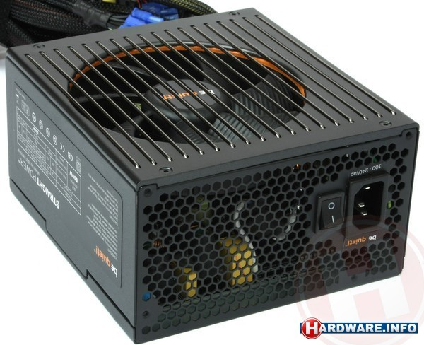 Be quiet! Straight Power E8 500W