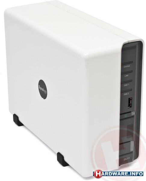 Synology DiskStation DS211