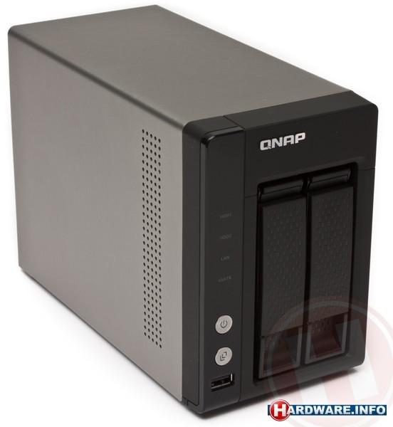 QNAP TS-219P+