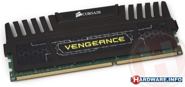 Corsair Vengeance 8GB DDR3-1600 CL9 kit