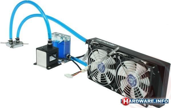 Larkooler KU3-241 CPU Liquid Cooling kit G1/4''