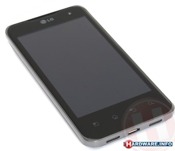LG P990 Optimus 2X Speed Black