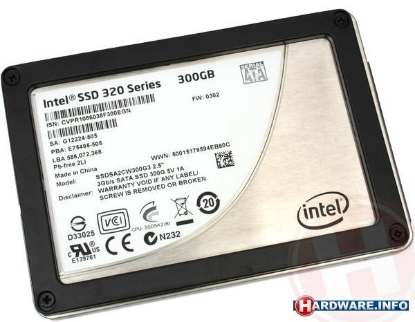 Intel 320 Series 300GB