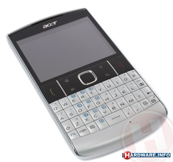 Acer beTouch E210 Silver