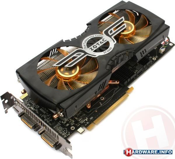 Zotac GeForce GTX 580 AMP²! 3GB