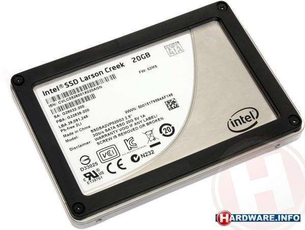 Intel 311 Series 20GB (SATA)