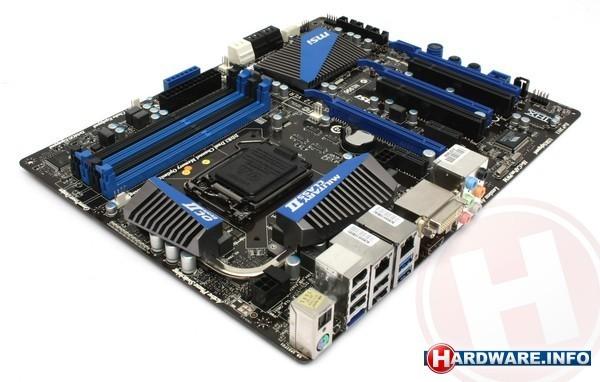 MSI Z68A-GD80 (B3)