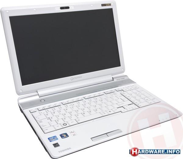 Toshiba Qosmio F750-10L