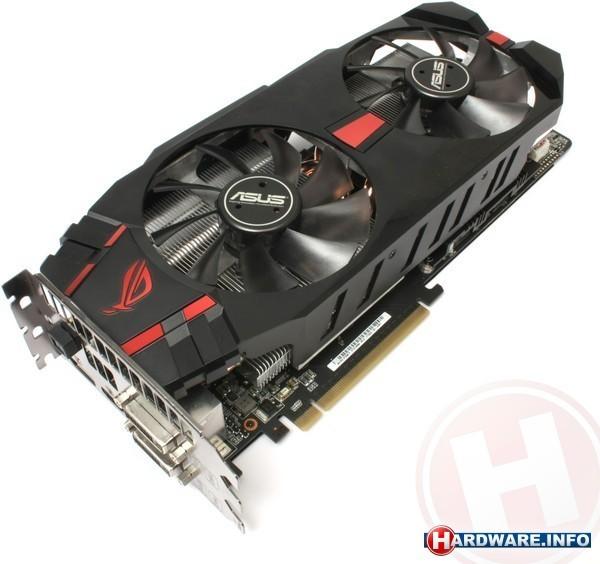 Asus GeForce GTX 580 Matrix Platinum 1536MB