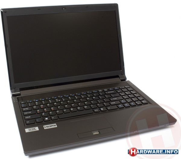 XNotebooks Destiny SA15 GTX560 Gamut