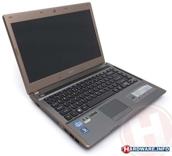 Acer Aspire 4755G-2334G50MN Brown