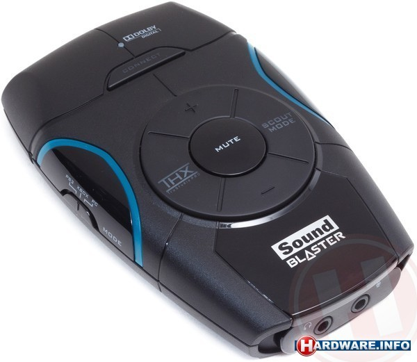 Creative Sound Blaster Recon3D USB