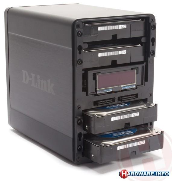 D-Link ShareCenter Quattro DNS-345