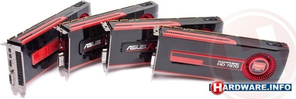 AMD Radeon HD 7970 Quad CrossFireX