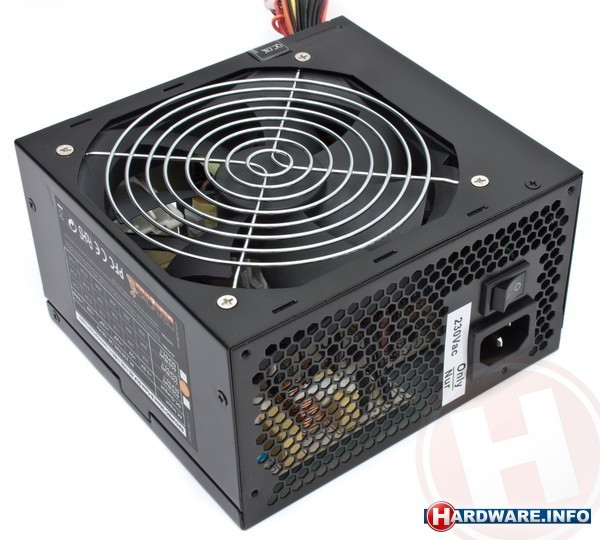 Rasurbo Silent & Power 550W