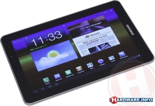 Samsung Galaxy Tab 7.7 P6800 Silver