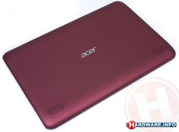 Acer Iconia Tab A200 16GB Red