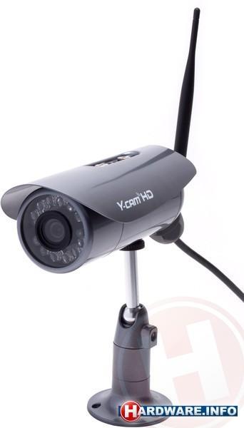Y-cam Bullet Graphite HD