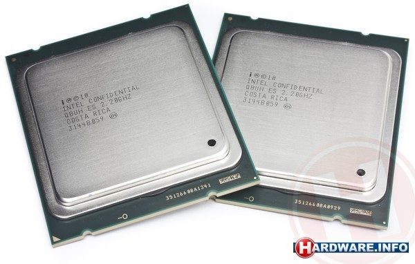 Intel Xeon E5 2660