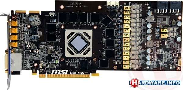 MSI R7970 Lightning