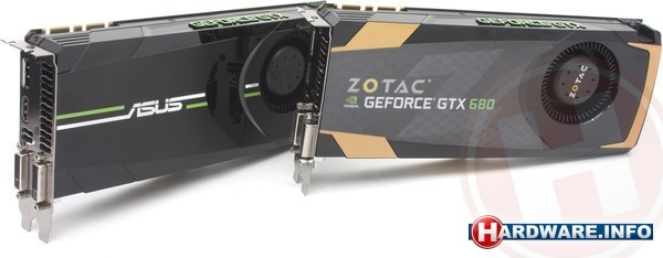 Nvidia GeForce GTX 680 SLI (4-way)