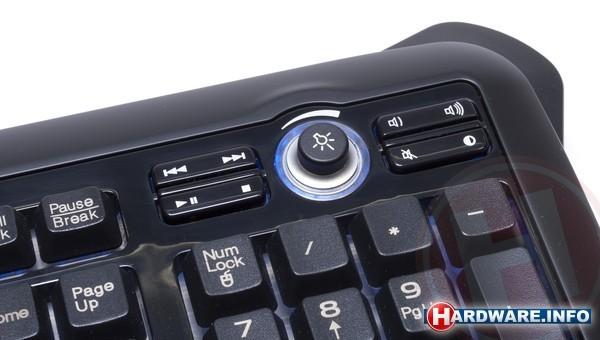 Medion Erazer X81005 Gaming Keyboard Qwerty