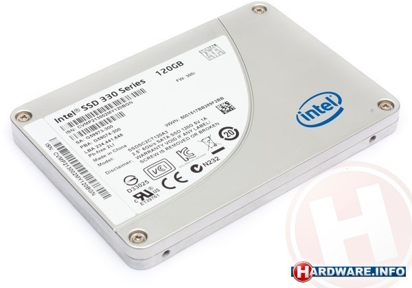 Intel 330 Series 120GB