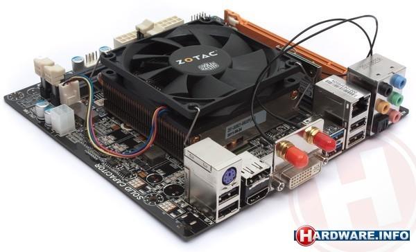 Zotac D2700-ITX WiFi Supreme