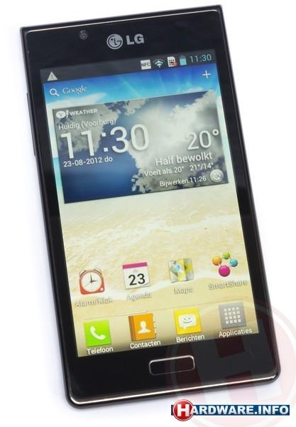 LG Optimus L7 Black