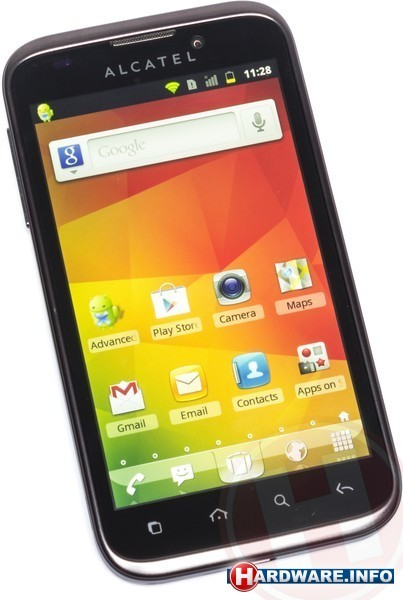 Alcatel One Touch 995 Black