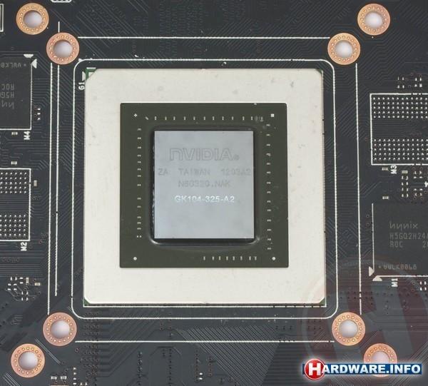 Nvidia GeForce GTX 670