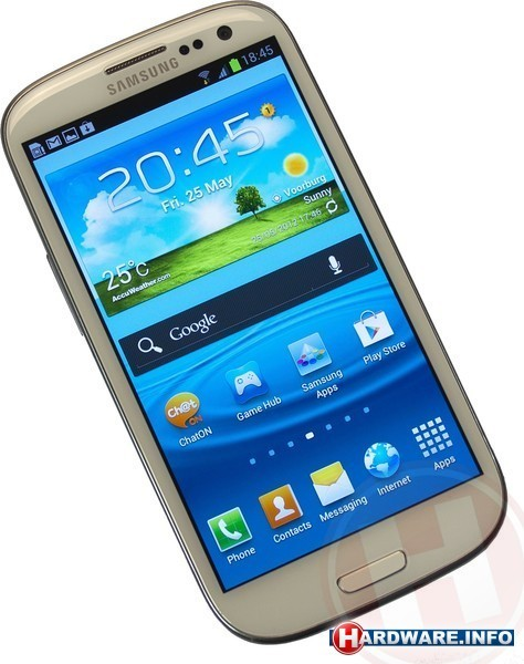 Samsung Galaxy S III 16GB White