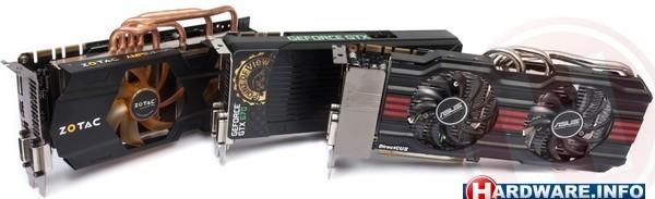 Nvidia GeForce GTX 670 SLI (3-way)