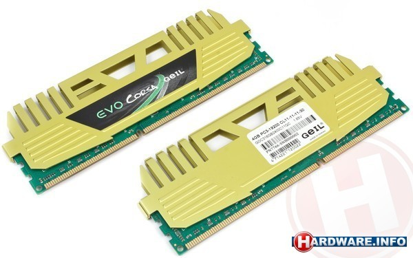 Geil Evo Corsa 8GB DDR3-2400 CL11 kit