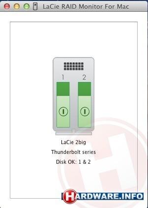 LaCie 2big Thunderbolt 4TB