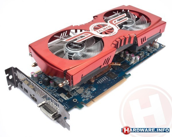 Zalman Radeon HD 7950-Z VF3000 3GB