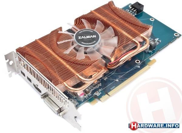 Zalman Radeon HD 7770-Z VF1000 2GB