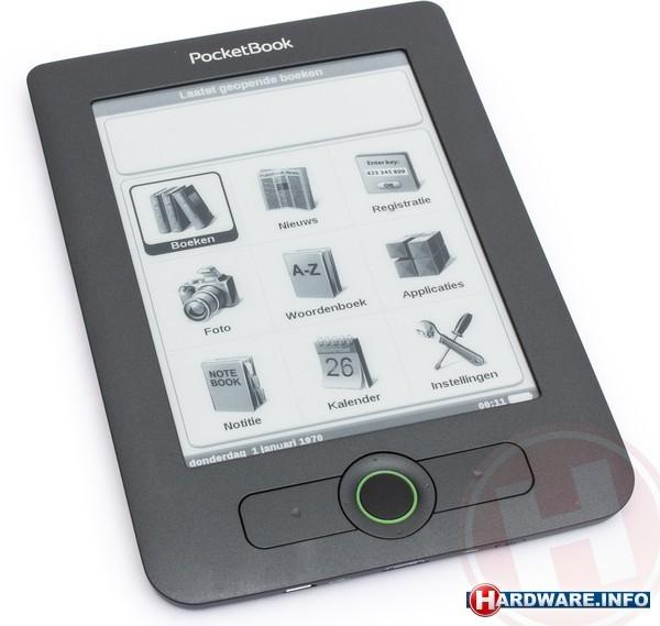 PocketBook 611 Grey
