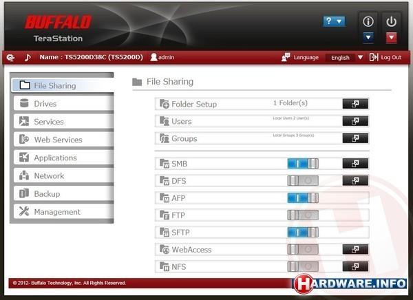 Buffalo TeraStation 5200 2TB