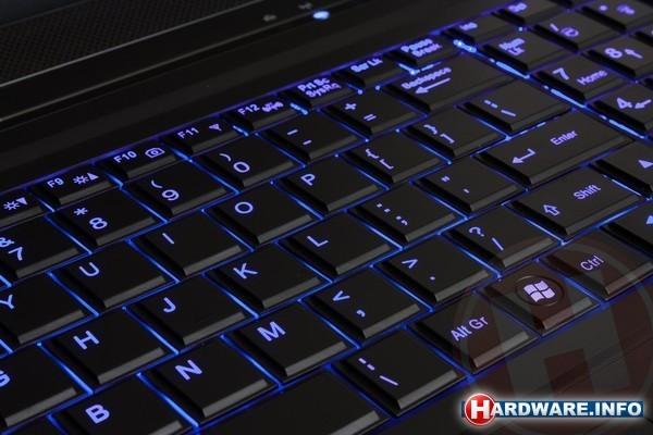 Verrassend BTO X.Book 17CL47 review: met HD 7970M power - Hardware Info RM-35