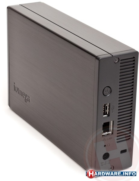 Iomega EZ Media + Backup Center 1TB